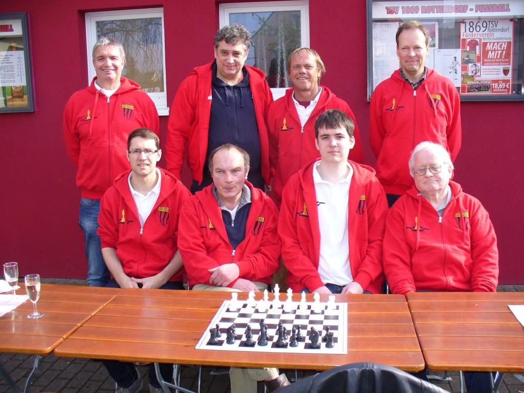 Meistermannschaft Reg.Liga 14 u 15